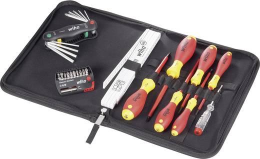 Heimwerker Werkzeugset in Tasche 29teilig Wiha 33406