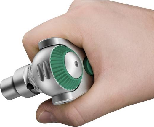 """Zyklop-Knarre 1/4"""" (6.3 mm) 152 mm Wera 8000 A 05003500001"""