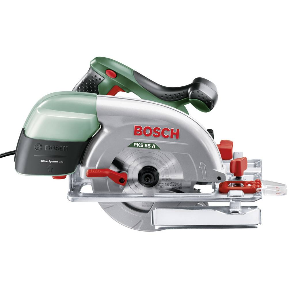 bosch home and garden pks 55 a handheld circular saw from conrad electronic uk. Black Bedroom Furniture Sets. Home Design Ideas