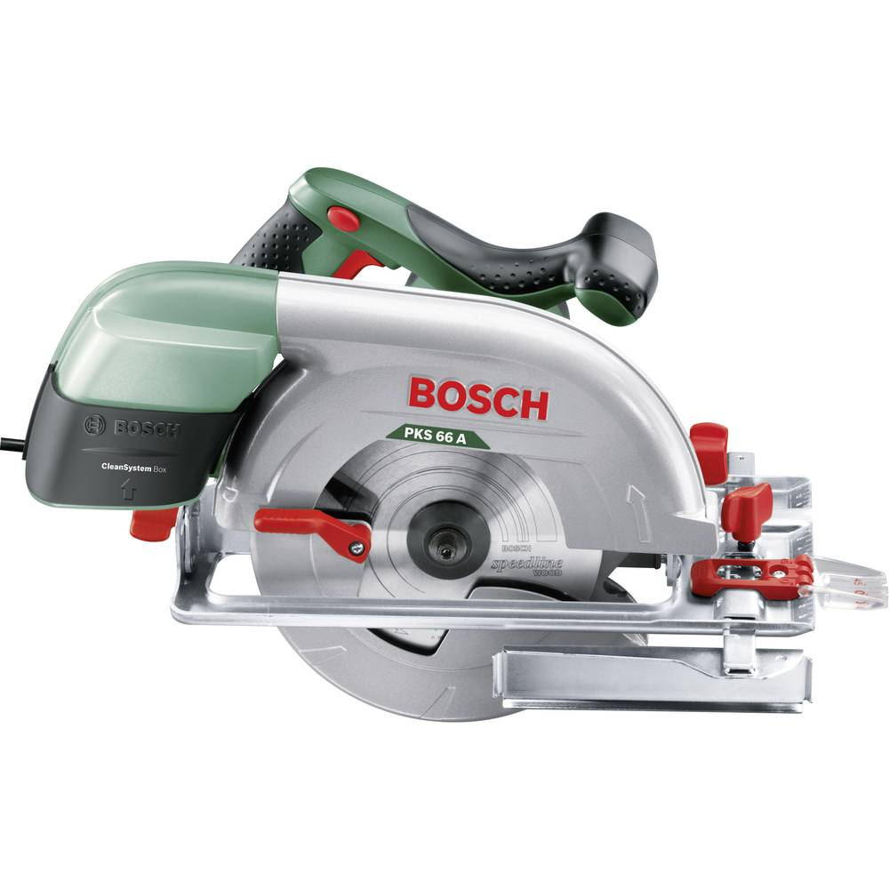bosch home and garden pks 66 a circular hand saw 0603502002 max cutting depth 90 45 0 66. Black Bedroom Furniture Sets. Home Design Ideas