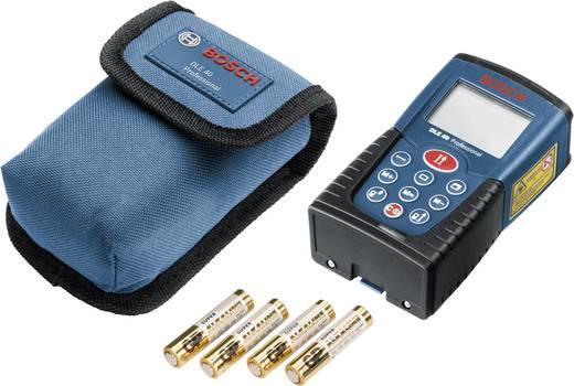 Bosch Entfernungsmesser Glm 40 : Bosch dle 40 professional laser entfernungsmesser