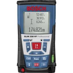 Laserový diaľkomer Bosch Professional GLM 250 VF 0601072100, max. rozsah 250 m