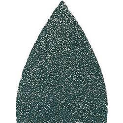 Brusný papír - trojúhelník 20 ks, K80