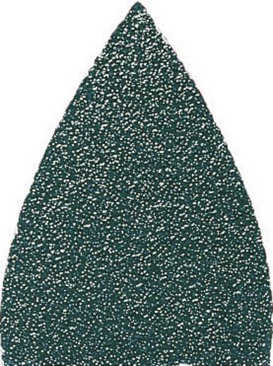 Schleiffinger ungelocht Körnung 60 (L x B) 51 mm x 37 mm Fein 63717185016 20 St.