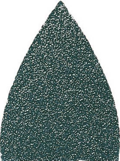Schleiffinger ungelocht Körnung 80 (L x B) 51 mm x 37 mm Fein 63717186019 20 St.