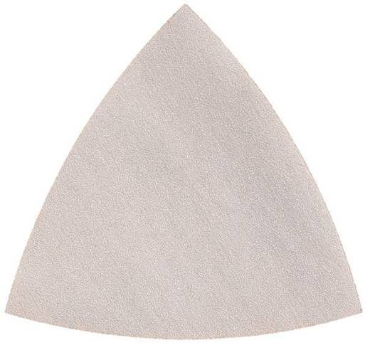 Fein 63717128017 Deltaschleifpapier ungelocht Körnung 400 Eckmaß 80 mm 50 St.
