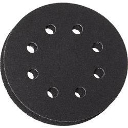 Brúsny papier pre excentrické brúsky Fein 63717228020 na suchý zips, s otvormi, zrnitosť 80, (Ø) 115 mm, 16 ks