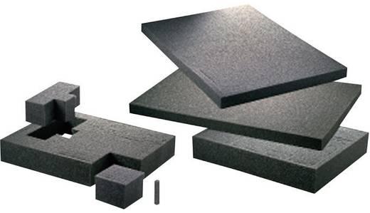 Schaumstoffeinlage TOOLCRAFT (L x B x H) 640 x 440 x 40 mm