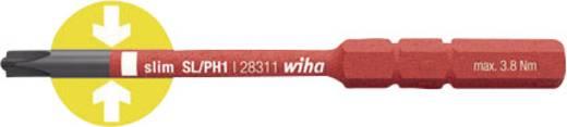 VDE Plus/Minus Wechselklinge Wiha SoftFinish electric SL/PZ 1, SL/PZ 2 83 mm Passend für Wiha Torque