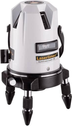 Laserliner ACL 3C POWERBRIGHT Kreuzlinienlaser selbstnivellierend