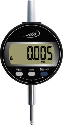 Messuhr mit digitaler Anzeige 12.5 mm Helios Preisser 1723 502 Ablesung: 0.005 mm Kalibriert nach DAkkS