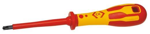 VDE Plus/minus-Schraubendreher C.K. Größe SL/PZ 2 Klingenlänge: 100 mm