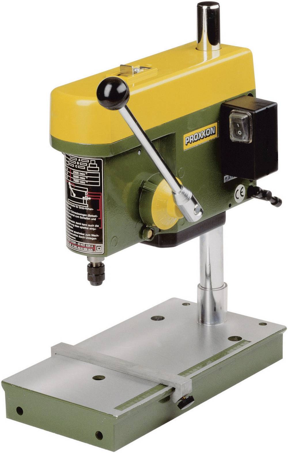 Proxxon Micromot Tbm 220 Bench Drill Press 85 W 2 From