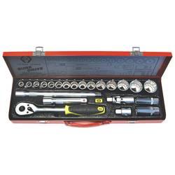 """Súprava nástrčných kľúčov C.K. T4657, 1/2"""" (12.5 mm), 22-dielna"""