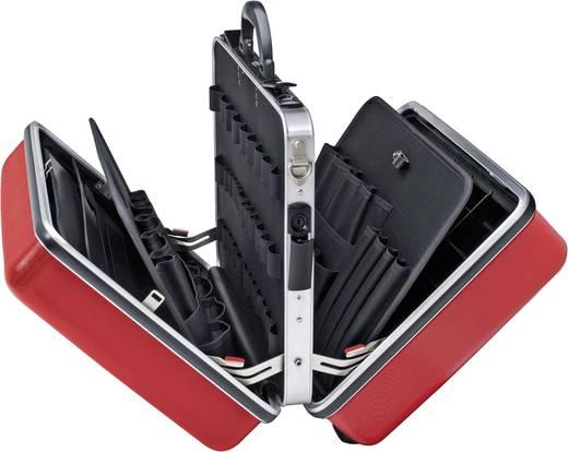 Knipex 98 99 14 Elektriker Werkzeugkoffer bestückt 48teilig (B x H x T) 490 x 255 x 410 mm