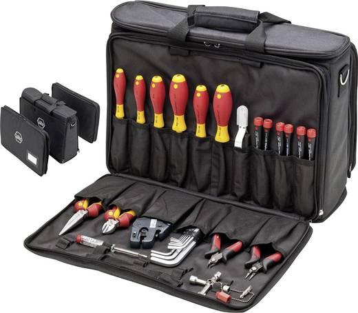 Techniker Werkzeugtasche bestückt 29teilig Wiha 9300009 33150 (L x B x H) 470 x 350 x 220 mm