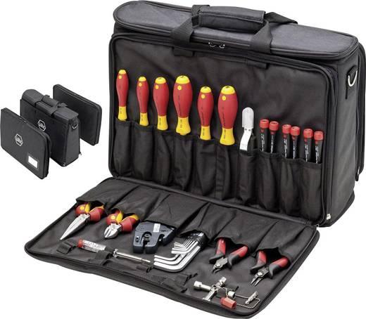 Techniker Werkzeugtasche bestückt 29teilig Wiha 9300011 33152 (L x B x H) 470 x 350 x 220 mm