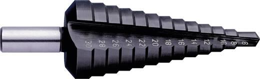 HSS Stufenbohrer 6 - 30 mm TiAIN Exact 50068 Gesamtlänge 98 mm 3-Flächenschaft 1 St.