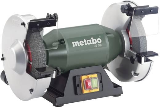 Doppelschleifer 600 W 200 mm Metabo DS 200 619200000