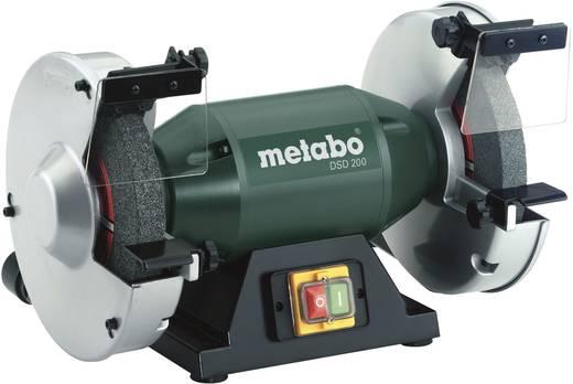 Doppelschleifer 750 W 200 mm Metabo DSD 200 619201000