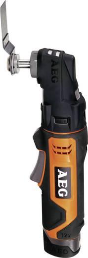 Multifunktionswerkzeug inkl. Zubehör, inkl. Tasche 23teilig 12 V 1.5 Ah AEG Powertools BWS 12 C 4935411670