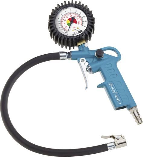 Druckluft-Reifenfüller 8 bar Hazet 9041-1 Kalibriert nach: ISO