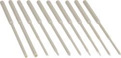 Sada plastových trimmovacích šroubováků C.K., 10-dílná