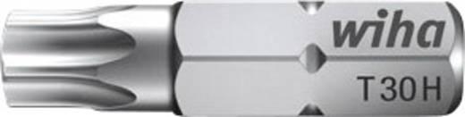 Torx-Bit TR 30 Wiha Chrom-Vanadium Stahl gehärtet C 6.3 1 St.