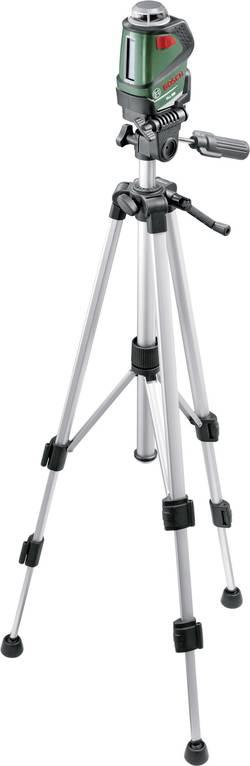 Laser à lignes autonivelant, avec trépied Bosch Home and Garden PLL 360 SET 0603663001 Portée (max.): 20 m Etalonnage: