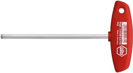 Werkstatt Innen-Sechskantschraubendreher Wiha DR.M.MagicRing SW 4,0 Schlüsselweite (Metrisch): 4 mm Klingenlänge: 150 m