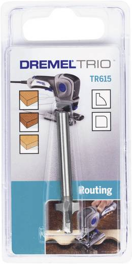 Abrundfräser Dremel TR615 Dremel 2615t615JA Kugel-Durchmesser 9.5 mm Schaft-Ø 4.8 mm