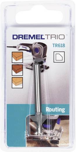Fasenfräser Dremel TR618 Dremel 2615T618JA Kugel-Durchmesser 9.5 mm Schaft-Ø 4.8 mm