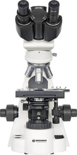 Durchlichtmikroskop Trinokular 1000 x Bresser Optik Auflicht