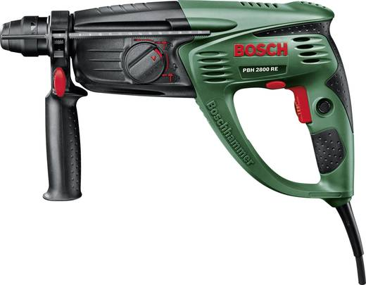 Bosch Home and Garden PBH 2800 RE SDS-Plus-Bohrhammer 720 W inkl. Koffer