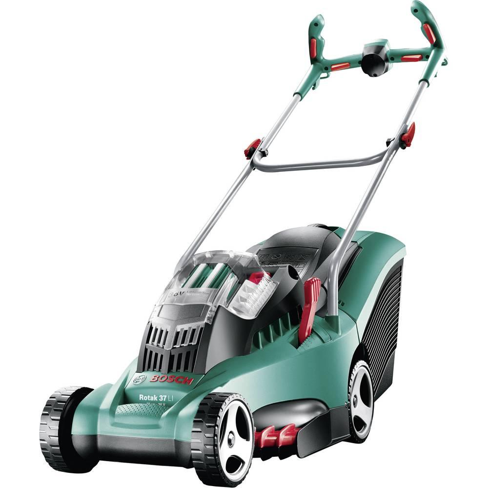 bosch rotak 37 li ergoflex cordless 36v lawn mower from. Black Bedroom Furniture Sets. Home Design Ideas