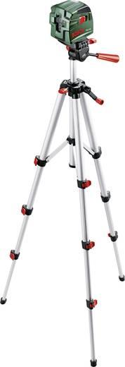 Kreuzlinienlaser selbstnivellierend, inkl. Stativ Bosch PCL 10 SET Reichweite (max.): 10 m Kalibriert nach: Werksstandard
