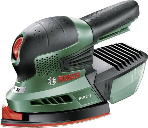Bosch Home and Garden PSM 18 LI 06033A1301 Akku-Multischleifer ohne Akku 18 V 62.93 x 102 mm