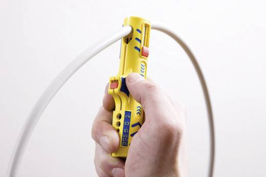 Kabelentmanteler Geeignet für Rundkabel 8 bis 13 mm 0.2 bis 4 mm² Jokari SECURA NO. 15 30155
