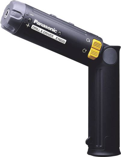 Panasonic EY 6220 NQ Akku-Knickschrauber 2.4 V 2.8 Ah NiMH inkl. Akku, inkl. Zubehör