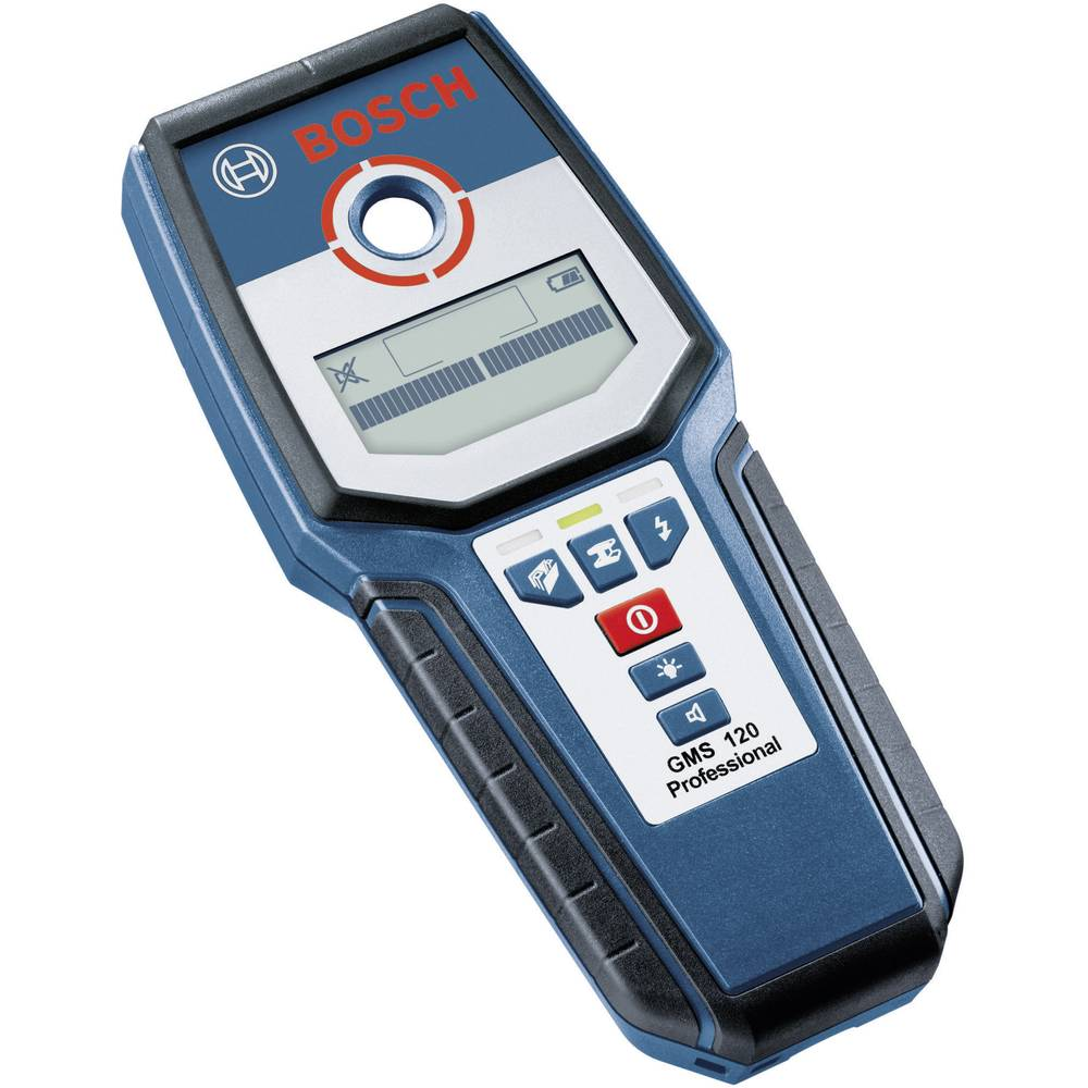 bosch professional ortungsgerät gms 120 0601081000 ortungstiefe (max