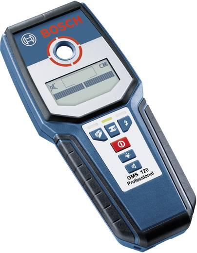 Ortungsgerät Bosch GMS 120 PROFESSIONAL 0601081000 Ortungstiefe (max.) 120 mm Geeignet für Holz, eisenhaltiges Metall,