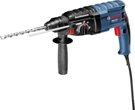 Bosch GBH 2-20 D PROFESSIONAL SDS-Plus-Bohrhammer 650 W inkl. Koffer