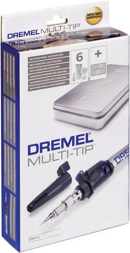 Gaslötkolben Dremel VersaTip 2000-6 1200 °C 90 min inkl. Piezozünder