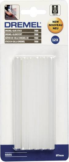 Dremel GG01 Heißklebesticks 7 mm 100 mm Transparent 12 St.