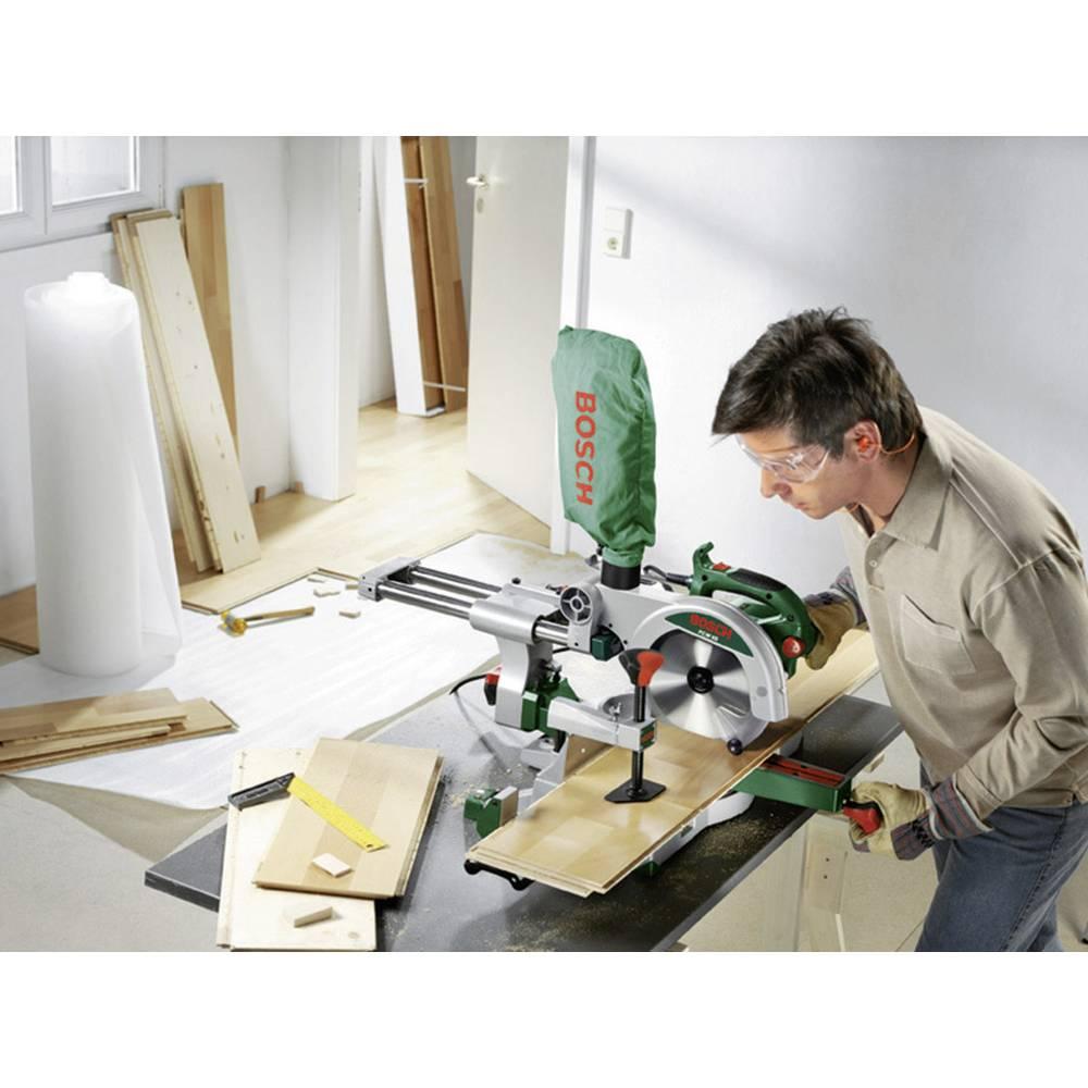 scie radiale et onglet bosch pcm 8 s sur le site internet conrad 824295. Black Bedroom Furniture Sets. Home Design Ideas