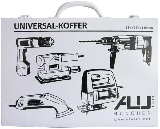 Universal Werkzeugkoffer unbestückt Alutec 10400 (L x B x H) 335 x 255 x 110 mm