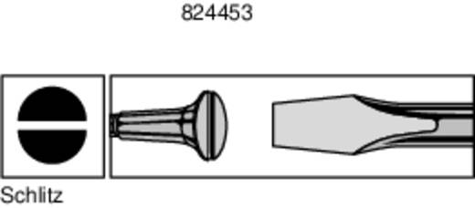 Elektronik- u. Feinmechanik Schlitz-Schraubendreher Wiha PicoFinish 260P Klingenbreite: 0.8 mm Klingenlänge: 40 mm