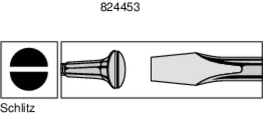 Elektronik- u. Feinmechanik Schlitz-Schraubendreher Wiha PicoFinish 260P Klingenbreite: 1.5 mm Klingenlänge: 60 mm