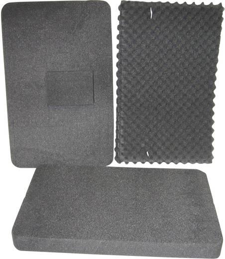 Schaumstoffeinlage 3teilig Alutec 36076 (L x B) 555 mm x 350 mm