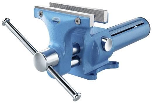 Schraubstock Heuer COMPACT Backenbreite: 120 mm Spann-Weite (max.): 130 mm